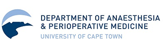 Department Of Anaesthesia